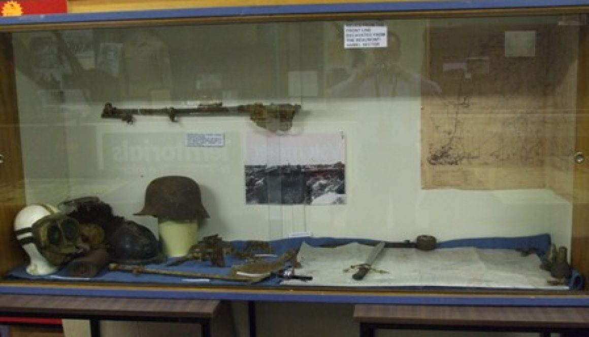 WWI Relics